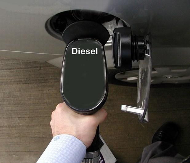 Цена на дизельное топливо