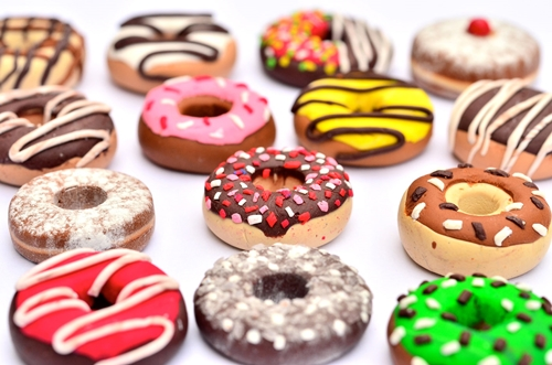 Бизнес-план: производство пончиков