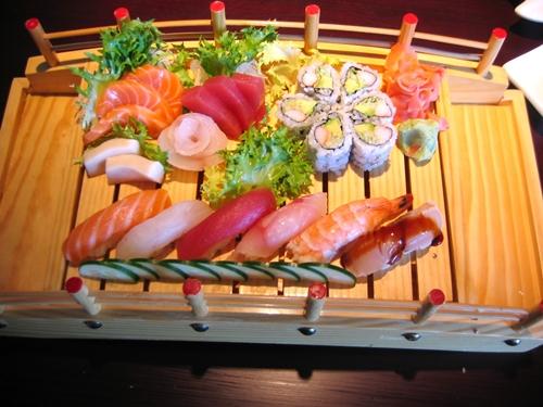 Бизнес-план: суши-бар