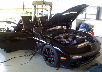 Автомобильная мастерская