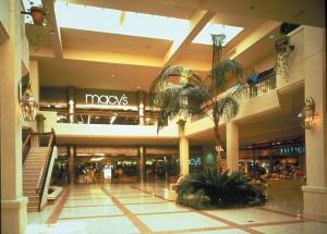 Малоэтажный торговый центр