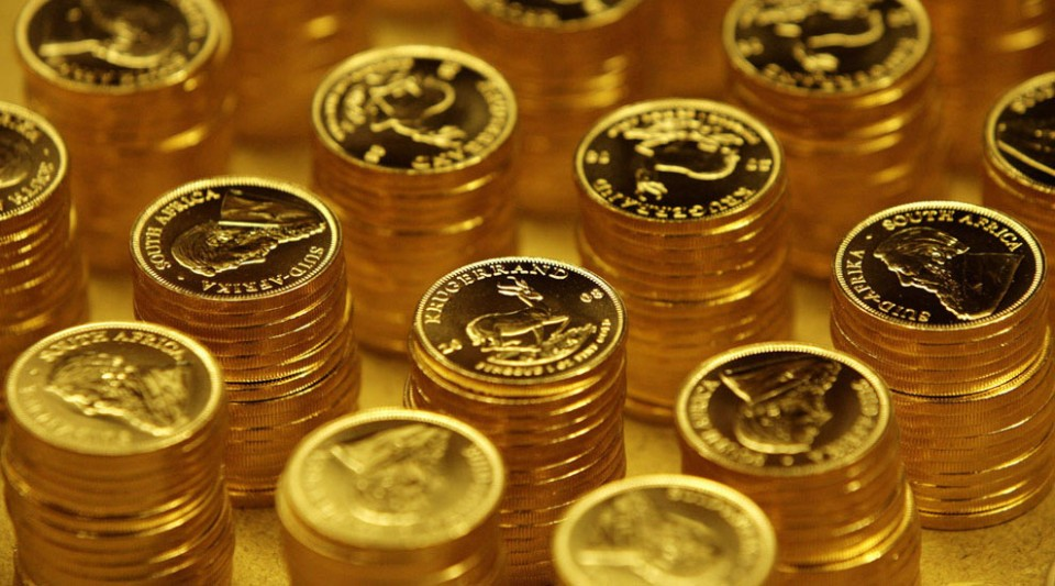 Цена на золото – прогноз на октябрь 2014 года, динамика роста цен на золото