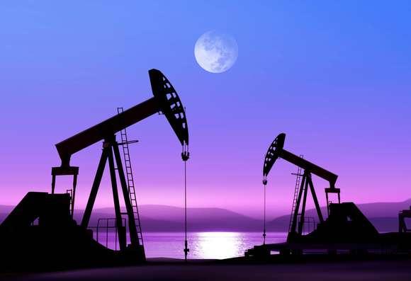Нефть на мировом рынке