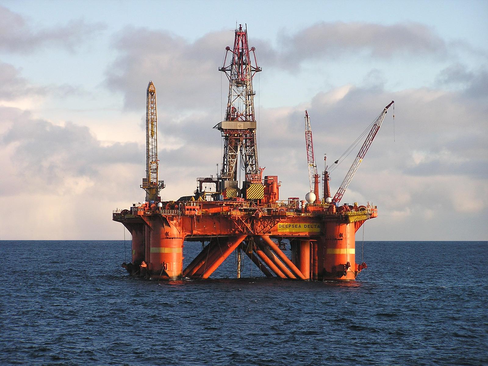 Объем рынка нефти