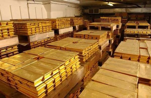 Мировой рынок золота