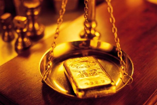 Спотовый рынок золота
