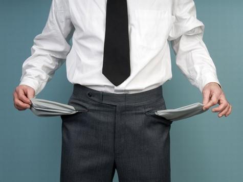 Признаки банкротства