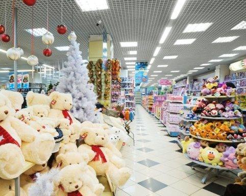 Магазин игрушек: бизнес-план
