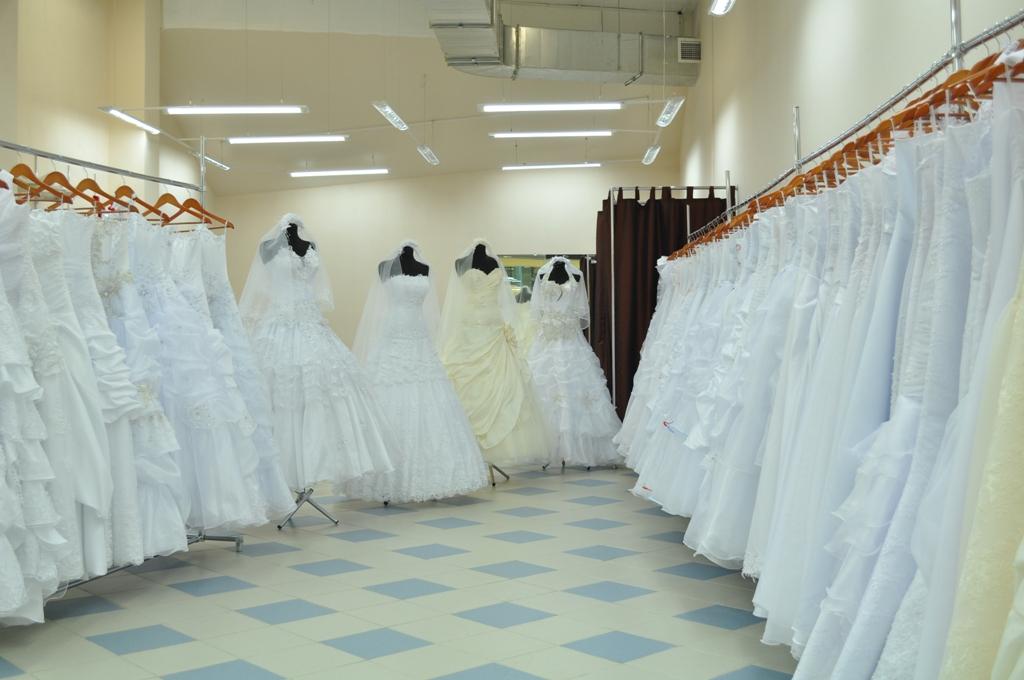 Свадебный салон: бизнес-план