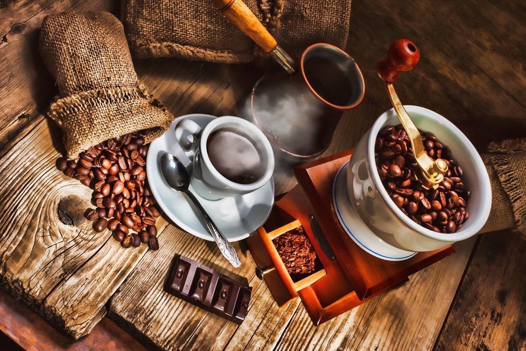 Продажа чая и кофе