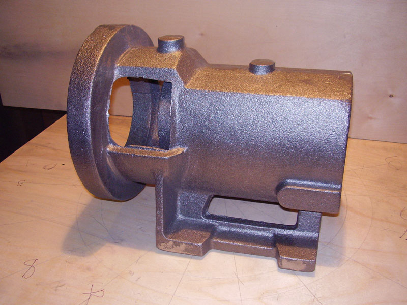 Отливка из литейной стали