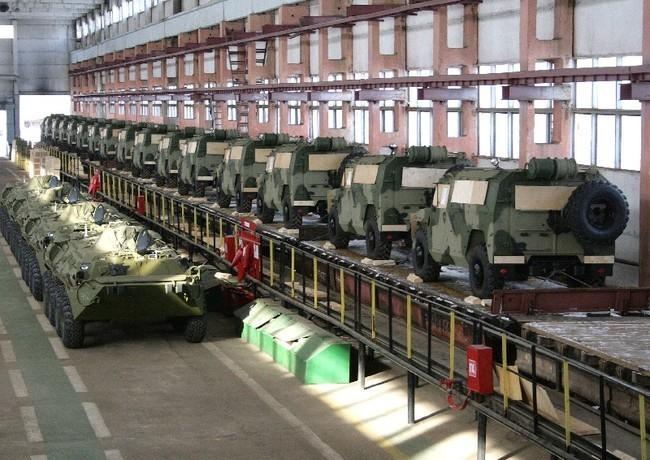 Машиностроительные заводы России