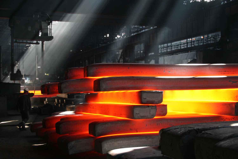 Черная и цветная металлургия Германии