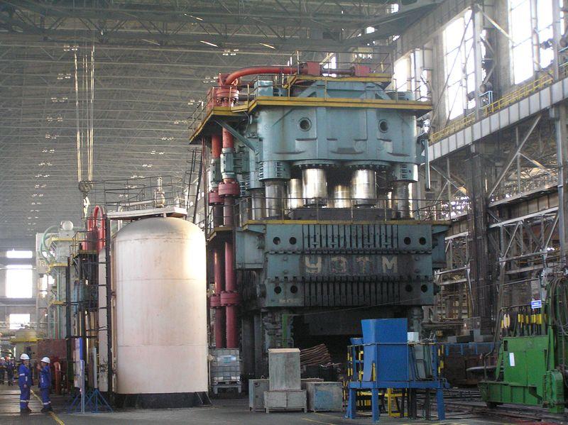 Самарский металлургический завод