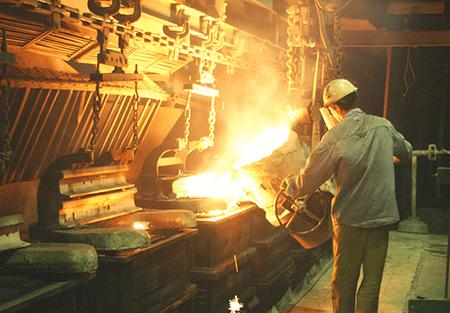 Структура металлургического производства