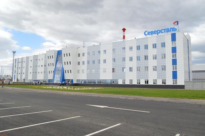 завод ЗАО «Северсталь» (Балаково)
