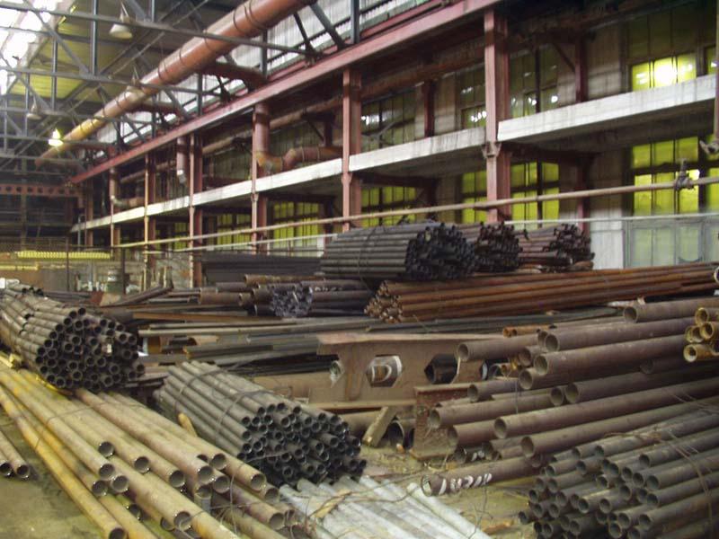 Сталепрокатный завод (г. Орел)