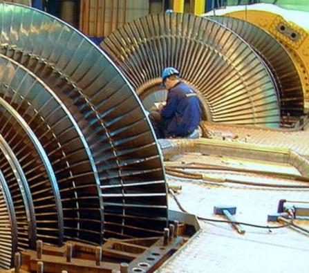 Завод турбинных лопаток