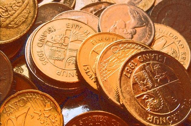 Монеты из меди