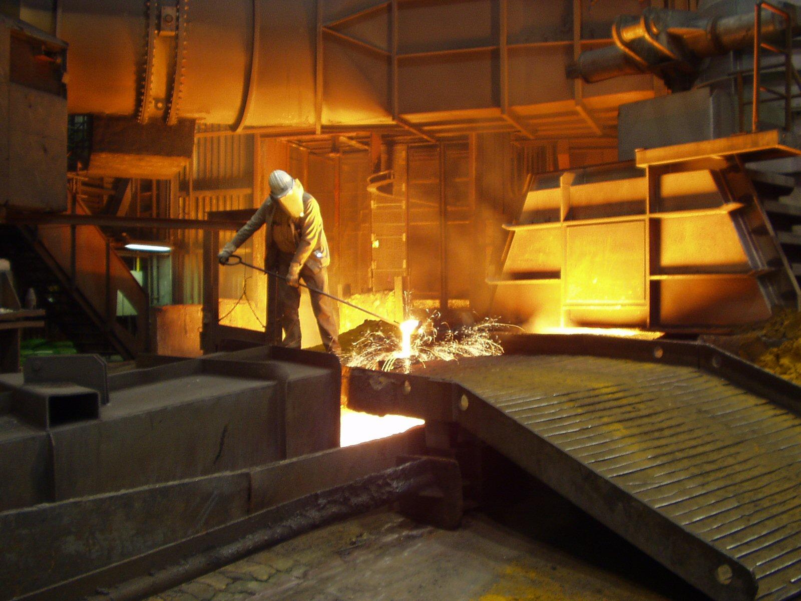 сталепрокатный завод в орле