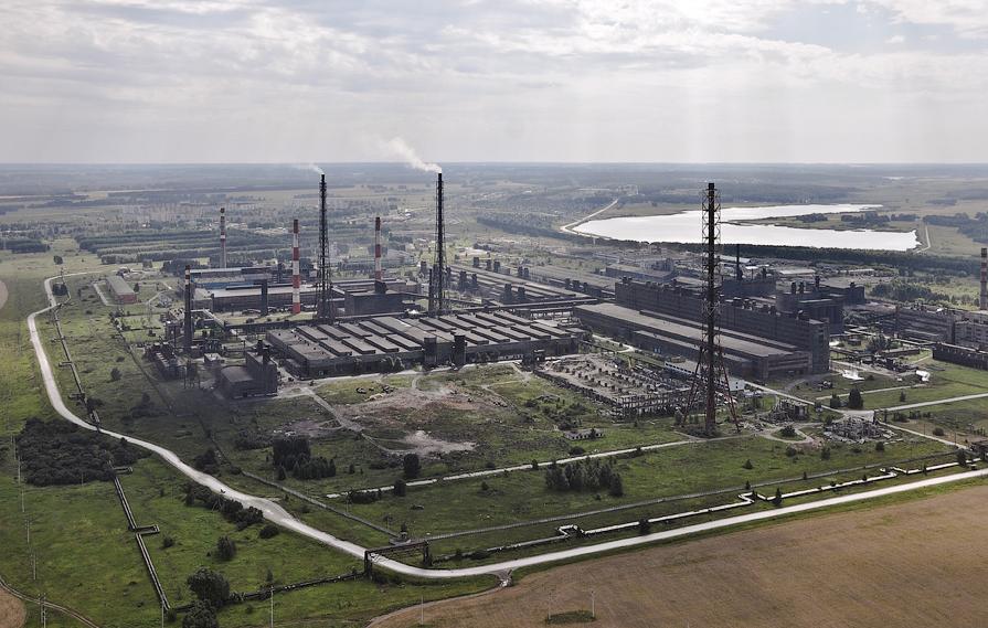 электродный завод линево