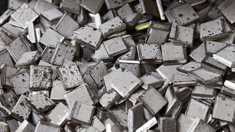 никель металл