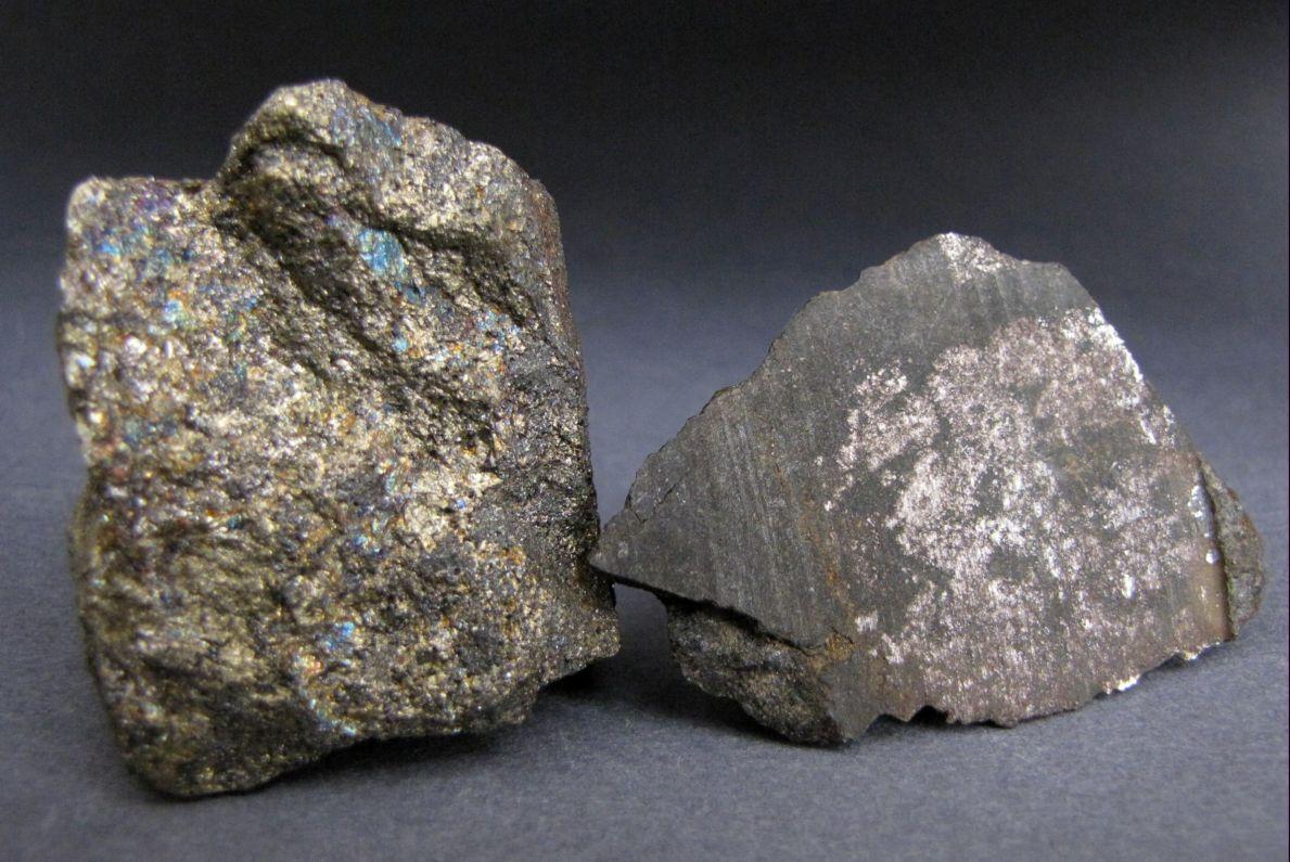 никель руда