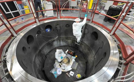 Синтез плутония
